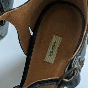 Kimchi Blue Shoes - GUC Kimchi Blue Strappy Pumps